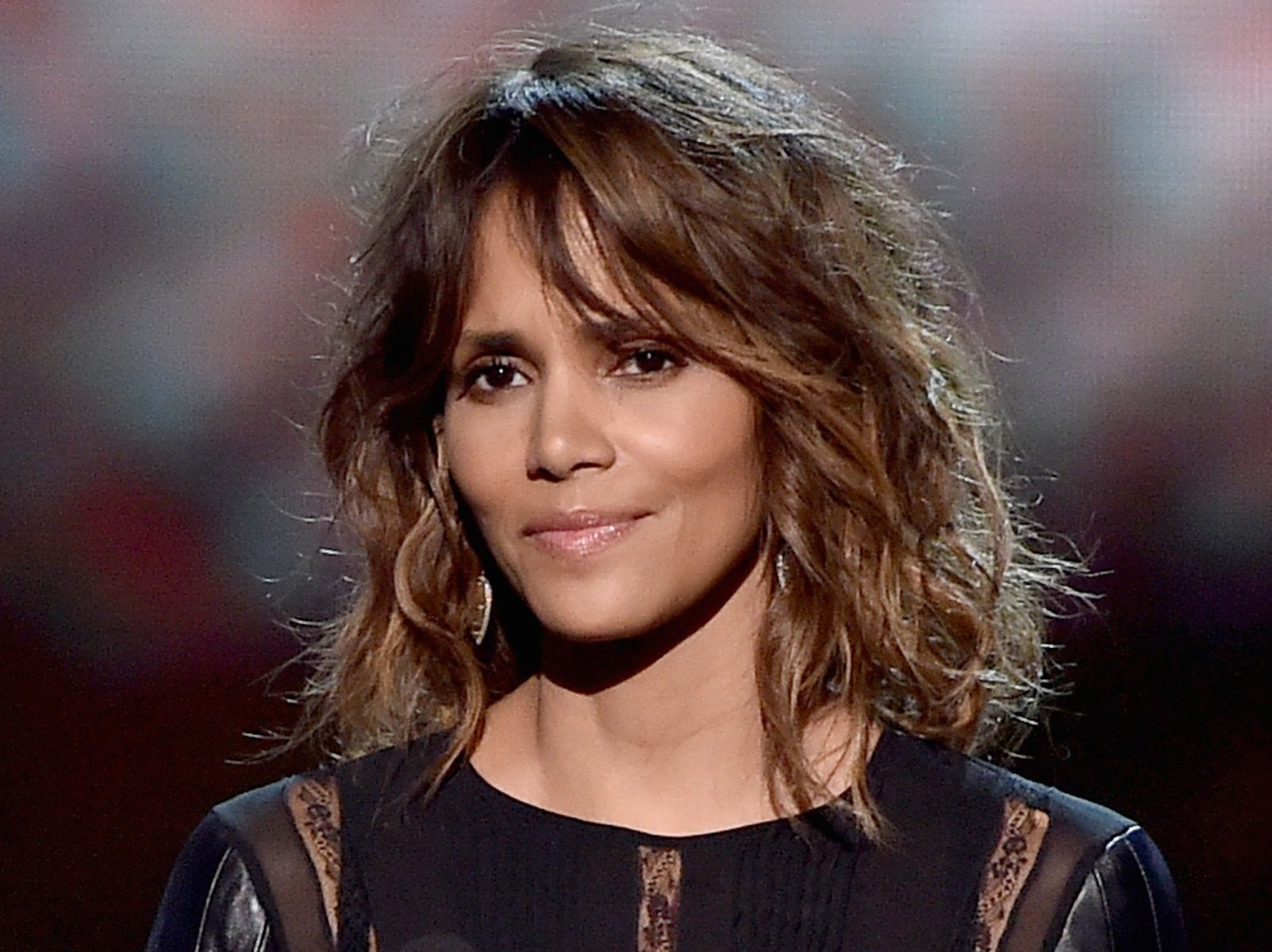 Halle Berry Brings Heat to CA Climate Change Debate ... Halle Berry
