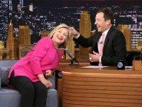 Jimmy Fallon : Not My Job to Ask Politicians Tough Questions