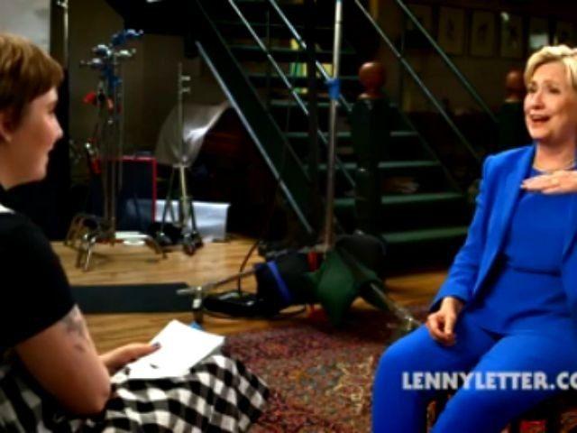 Hillary Lena screengrab
