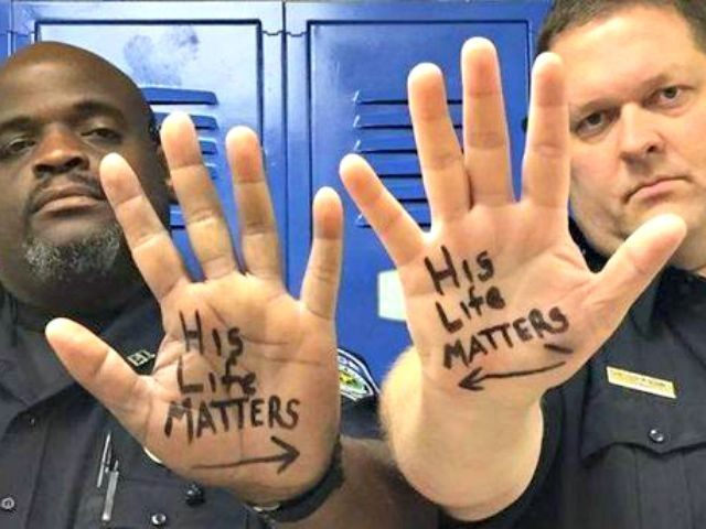 His Life Matters @TRINITYPOLICE Twitte
