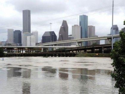 Houston Sinking
