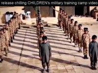 ISIS Childrens Training Camp Video