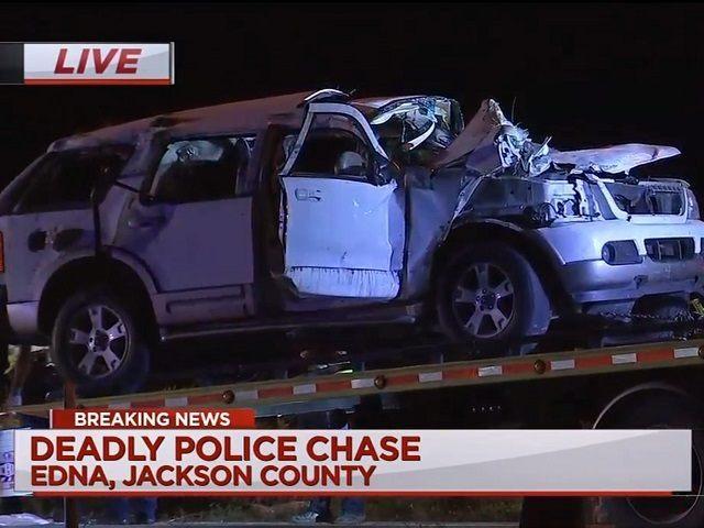 Illegal Immigrant Car Crash