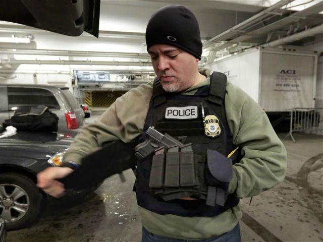 deportation officer