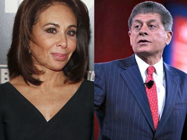Jeanine Pirro Andy KropaAP(L) and Andrew Napolitano CC Gage Skidmore