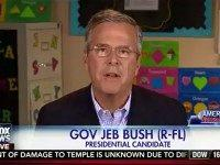 Jeb on Iran Deal: 'Tearing Up An Agreement's Not a Strategy'