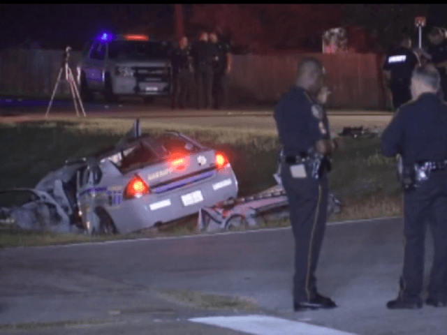 Car Crash Killing Deputy