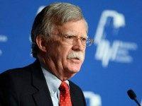 Former United States ambassador to the United Nations John Bolton speaks during the Republican Jewish Coalition spring leadership meeting at The Venetian Las Vegas on March 29, 2014 in Las Vegas, Nevada.