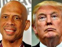 Kareem Abdul-Jabbar: Trump 'Biggest Enemy' to U.S. Constitution, Trump Fires Back