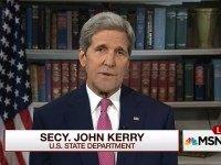 Kerry: If US, Others Such As China and Russia Work Properly, 'We Will Know What Iran Is Doing'