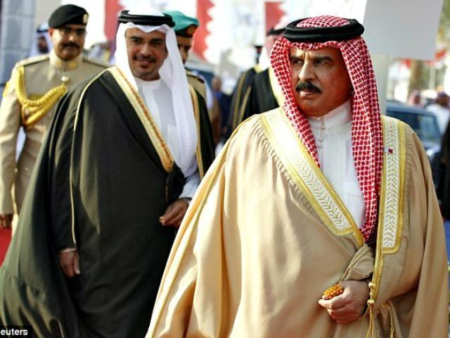 King Hamad bin Isa al-Khalifa Reuters