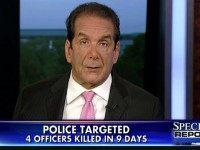 Krauthammer: 'Police Have Received' That Obama 'Instinctively' Sides 'Against the Authorities