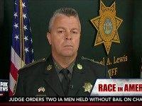MD Sheriff: 'It's Open Season on Law Enforcement' Cops 'Scared to Death to Do Their Job'