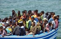 At Least 30 Migrants Feared Drowned Off Libya