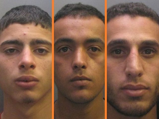 Libyan Cadet Rapists