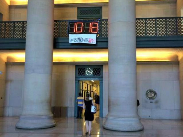 MIT digital clock @jfgm Twitter