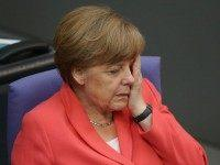 Merkel Approval Rating