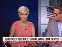 Mika: It 'Looks' Like Hillary Used Position to Guide Business to Clinton Foundation