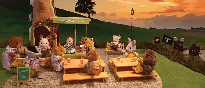 ISIS storm a Sylvanian beer festival. (Mimsy, 2015)