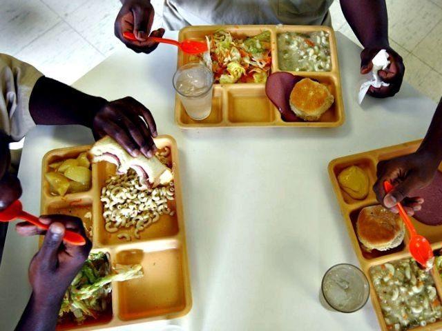 Muslim Prison Food AP