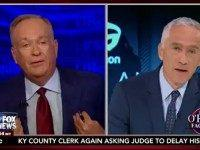 O'Reilly, Ramos Spar Over Kate's Law, Illegal Immigration, Trump