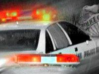 Police Car PA Festival AP