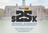 Pornhub Accused of Recruiting 'Models' with College Scholarship