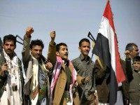 Qatar Ground Forces in Yemen Hani Mohammed AP