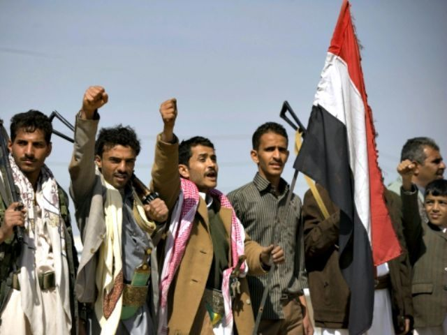 Qatar Ground Forces in Yemen Hani Mohammed AP