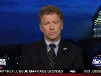 Rand: I'd Support 'Disaster' Trump If He's The Nominee, But 'I Won't Be Enthusiastic'