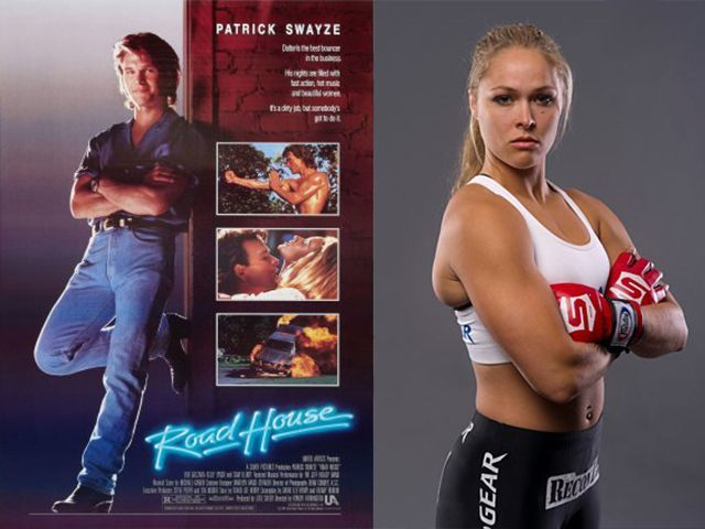 Road House Rousey