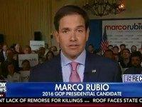 Rubio: Migrant Crisis Isn't Just Europe's Problem, 'It Will Impact Us As Well'