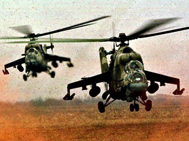 Russian-Mi-24-helicopter Maxim MarmurAP