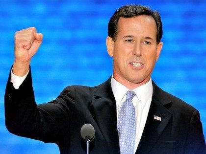 Santorum APJ. Scott Applewhite