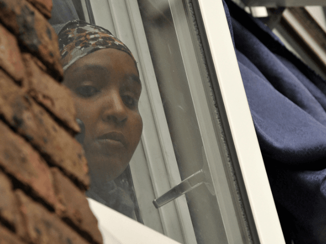 FGM sad Muslim women