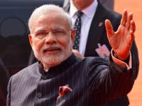 Indian Prime Minister Narendra Modi (Saurabh Das/Associated Press)