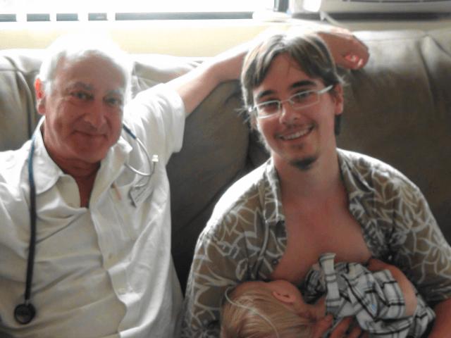 Breastfeeding Transgender Dad