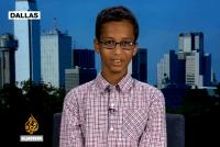 Ahmed Mohamed on Al Jazeera