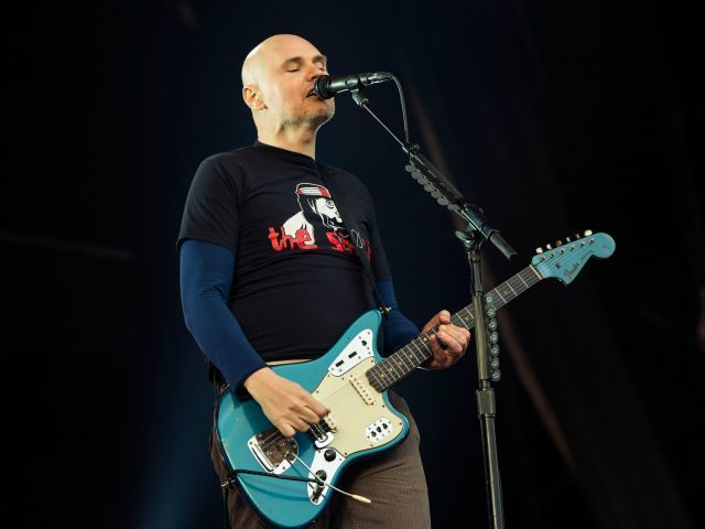 Smashing Pumpkins' Billy Corgan Praises Trump: He's 'F***ing Up' the Political Class