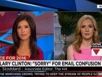 The Hill's A.B. Stoddard: Hillary 'Sent and Received Classified Information' And Is 'Confusing' Definition
