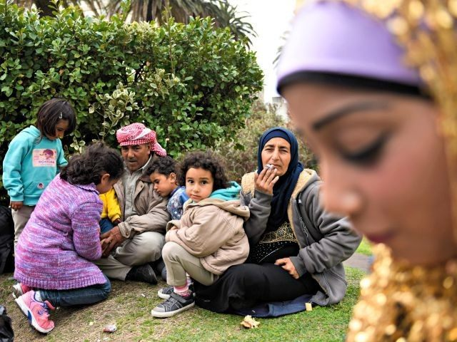 Syrian Refugees in Uruguay AP