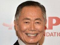 Actor George Takei arrives at the AARP The Magazine's 14th Annual Movies For Grownups Awards Gala at the Beverly Wilshire Four Seasons Hotel on February 2, 2015 in Beverly Hills, California. (Photo by