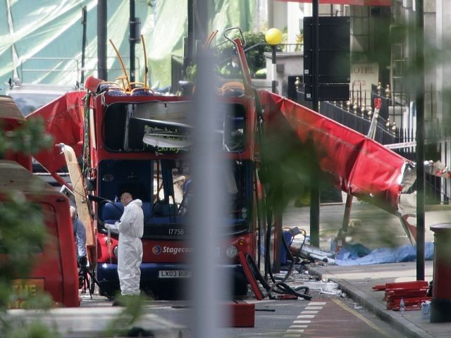 terrorists in Europe