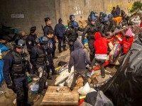 Calais Migrant Camps