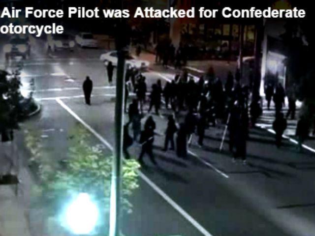 anarchist mob Fox 13