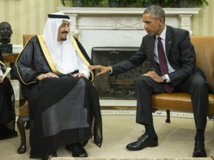 Barack Obama, King Salman