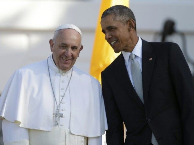 Barack Obama, Pope Francis