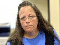 Christian County Clerk Kim Davis Goes to Jail over Same-Sex Marriage