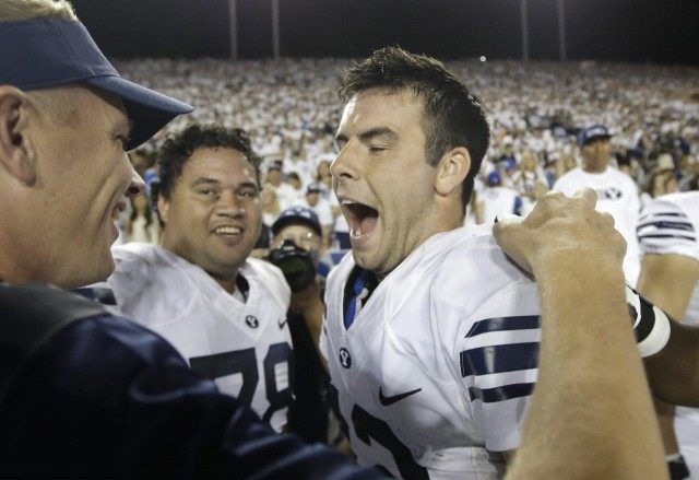 LGBTQ group urges Big 12 to pass on adding BYU during expansion