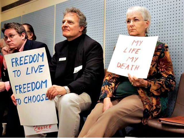 resurrected assisted suicide approved in california assembly
